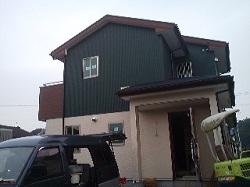 S様邸、内装工事に入りました。