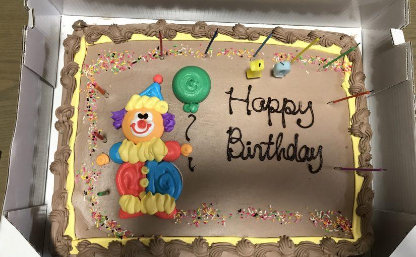 birthday cake🎂