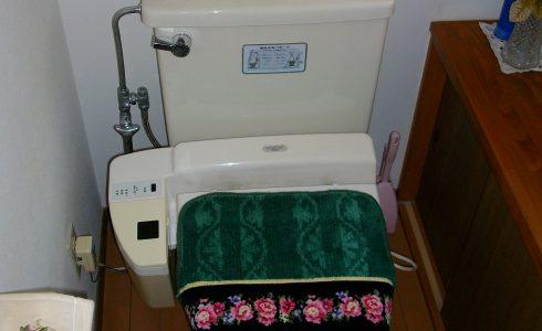 トイレもおなかもスッキリ!!(^O^)