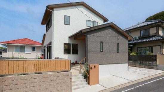 1階に生活基盤、ずっと暮らしやすい家